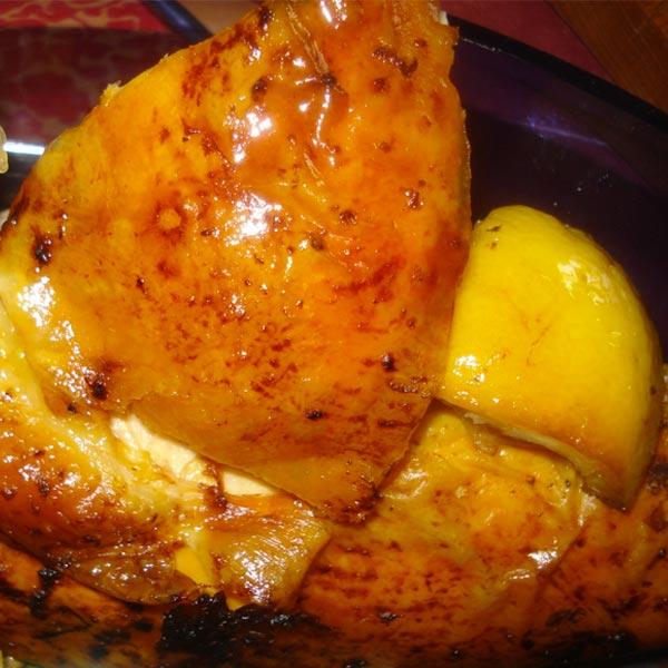 poulet-citron